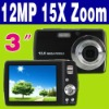 HD Digital 12MP Camera Camcorder DC-03