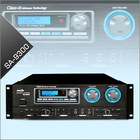 Class D Professional Karaoke Amplifier With Key Controll