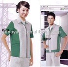 ladies nylon worker clothing