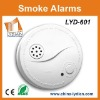 portable unique smoke alarm with dc powered