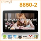7 inch capacitive screen android 4.0 RAM 512MB ROM 4GB Wifi HDMI via 8850-2 wifi tablet