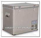 portable compressor freezer ,12V 24Vcar fridge for travel,mini fridge for vehicle