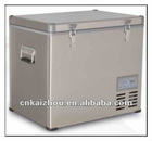portable compressor freezer ,12V 24Vcar fridge for travel,mini fridge for vehicle