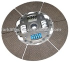 31550-23660-71 TOYOTA Forklift Spare Parts 5F Clutch Disc