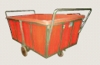 Rotomolding container