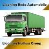 CA1253P7 Chinese Van Type Truck