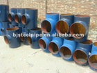 China factory supply TEE and Crosses carbon steel pipe fitting
