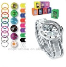 colorful plastic watch