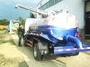 4*2 5,000 liter vacuum fecal suction truck