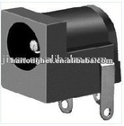 DC power jack DC005 and DC002 square pin and round pin