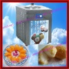 Hard ice cream making machine, fried ice cream making line