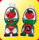 promotion gift custom pvc bag tag