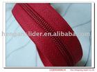 No.7 nylon long chain zipper