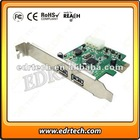 USB3.0 PCIE 2-Port Card