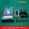 Solar Charger PY-S-001(High solar energy convert efficiency,phone charger,High capacity build in polymer)