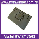 Single fans usb notebook cooling pad
