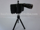 Tripod Optical 8X Zoom Lens Camera for iPhone 4G/4S Telescope