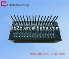 RJ45 Modem Pool 16 Channels GSM/GPRS Q2303 Modem