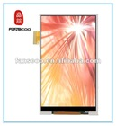 "3.5""low power consumption mobile phone lcd display screen for samsung s5230"