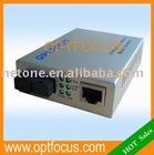 10/100M Singlefiber Fiber Media converter