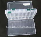 plastic fishing box fishing tackle lure box