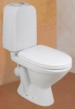 Russian 2C washdown close-coupled toilet