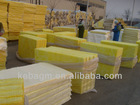 keba A Class Fireproof Passed with (CE,ISO9000,SGS) glass wool board