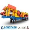 Longzhen 2012 New Mobile Crusher