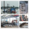 High quality suction dredger for sale