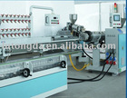 WPC profile extrusion production line