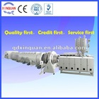HDPE silicon-cored pipe extrusion equipment