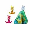 Plastic Bathroom Bunny Shape Towel hook