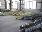ungalvanized steel wire factory export steel wire from size 0.40mm to 16.00mm