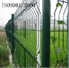 ISO9001 wire mesh fence garden fence