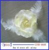 fashion beautiful feather flower