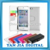 Hot Selling wallet stand leather case cell phone case for iphone5