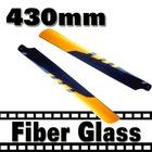 Trex 500 main rotor balde 430 mm Glass Fiber Blade