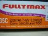 FULLYMAX 7.4V2200 mAh RC lithium battery