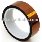 Low antistatic polyimide tape
