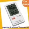 Digital LCD Aquarium & Ambient Thermometer