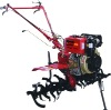 ATON XD178F,6 hp,Air cooled,Diesel engine Tiller(Cultivator)