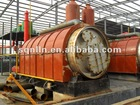 waste tyre pyrolysis plant for 6 tons