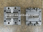 Non-lock zipper slider mould