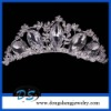 goody crystal elastics austrian crystal king and queen crowns hair tiara