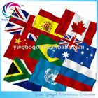 Printed Eco-friendly Polyester National Flag
