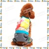 Beach boy piece pants dog clothes
