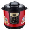 automatic intelligent Electric pressure cooker,10 safety device