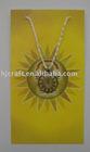 Fashion religionary of brass necklace