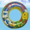 KLYQ-015 inflatable colorful swimming ring