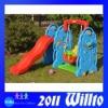 Indoor Swing With Slide ZK007-1